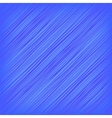 Blue Diagonal Lines Background vector image vector image