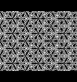 kaleidoscope vector image vector image