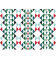 hawaiian tribal decorative tattoo seamless pattern vector image vector image