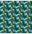 summer holidays pattern vector image