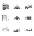 wool tangle machine and other web icon in vector image vector image