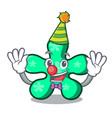 Clown free form mascot cartoon