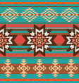 ethnic ornament seamless pattern vector image vector image