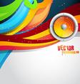 music art design vector image vector image