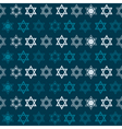 Seamless pattern with star of David