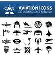 aviation icons