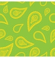 Paisley ornament Seamless pattern vector image vector image