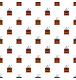 coffee mill pattern seamless vector image