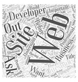 Important Questions To Ask Web Developers Before