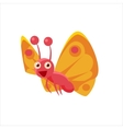 Butterfly Mid-air Icon vector image