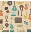 387retro music instrumentVS vector image vector image