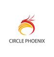 phoenix logo vector image