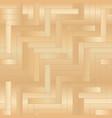 wood floor parquet seamless pattern vector image