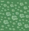 detox drinks seamless pattern vector image