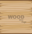 wood texture background in the form of wooden vector image