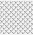 gray seamless pattern with triangles and trapezes vector image vector image