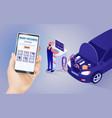 mobile application smart mechanic center online