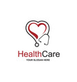 medical halth care icon vector image