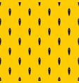surfboard pattern vector image vector image