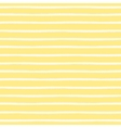 Seamless striped pattern with brush strokes vector image vector image