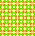 The pattern for the day of St Patricks Day vector image vector image