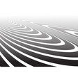 abstract wavy lines design vector image