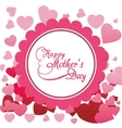 mothers day vector image