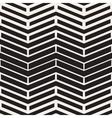 Seamless Chevron ZigZag Lines Halftone vector image vector image