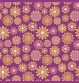 sunny abstract pattern vector image