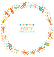 Party People Wreath