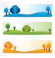 real estate website header stock vector image vector image