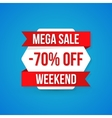 Sale special offer vector image