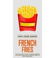 Burgers sale flyer vector image