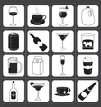 Drinks and Beverages Icon Collection