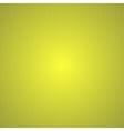 Yellow Mosaic Tile Honeycomb Background vector image vector image