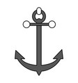 anchor vector image