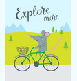 explore more card with rat vector image vector image