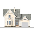 dream house vector image vector image
