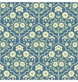 Seamless pattern in vintage stile vector image vector image