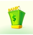 Money Bank concept design vector image