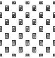 calculator pattern seamless vector image