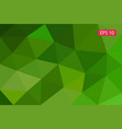 Abstract background from polygons vector image