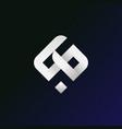 initial av or va logo design concept
