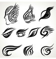 Graphic Ink Tattoo vector image vector image