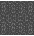 Seamless geometrical pattern vintage background vector image vector image