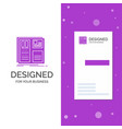 business logo for design grid interface layout ui vector image vector image