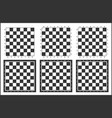 chess board background design vector image vector image