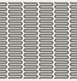 seamless pattern black and white version vector image vector image