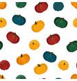 seamless pattern with image colorful vector image vector image