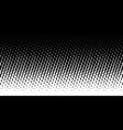 halftone rounded lines oblique gradient background vector image